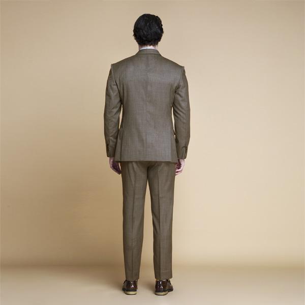 Nalton Brown Nailhead Suit-mbview-2