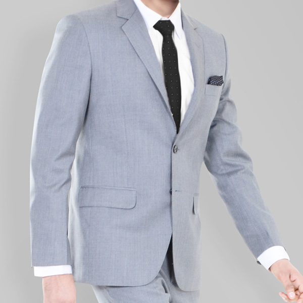 Nordon Grey Sharkskin Suit-mbview-3