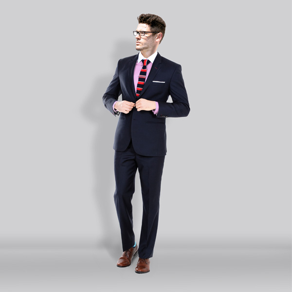 Newport Navy Blue Suit-mbview-1