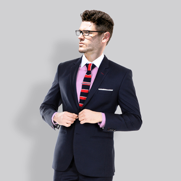 Newport Navy Blue Suit-mbview-2