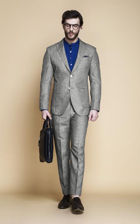 Organic Easyday Jute Ecru Suit