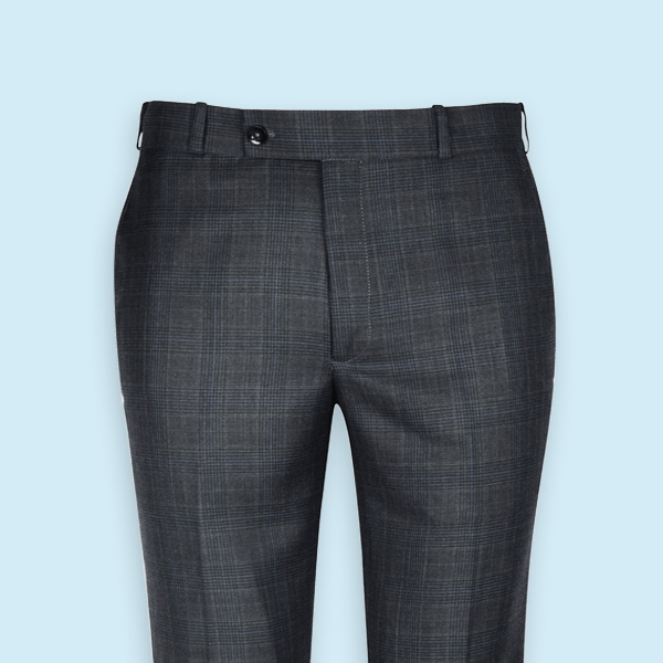 Windor Glenn Plaid Custom Pants-mbview-3