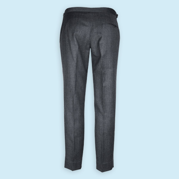 Highgate Grey Flannel Custom Pants-mbview-2
