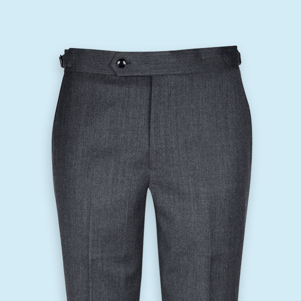 Highgate Grey Flannel Custom Pants-mbview-3