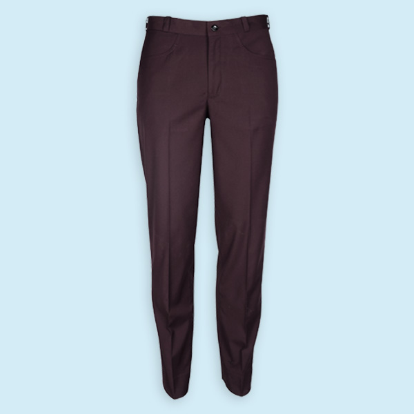 Easyday Urban Maroon Custom Pants-mbview-1