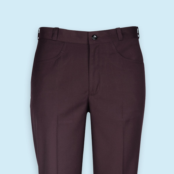 Easyday Urban Maroon Custom Pants-mbview-3