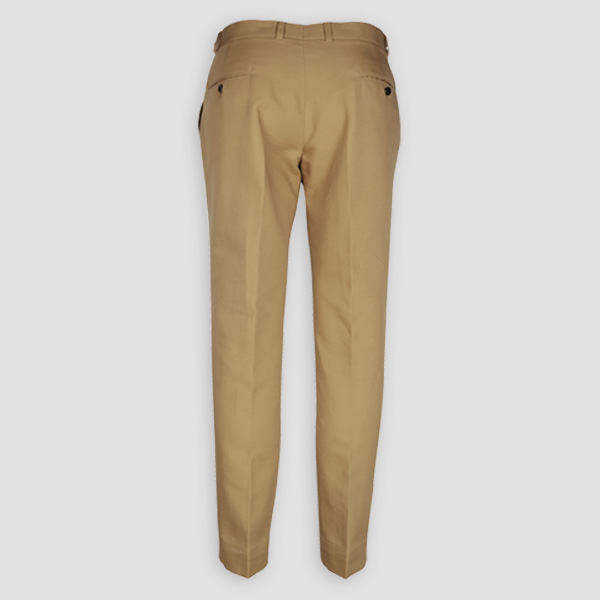 English Khaki Custom Pants-mbview-2