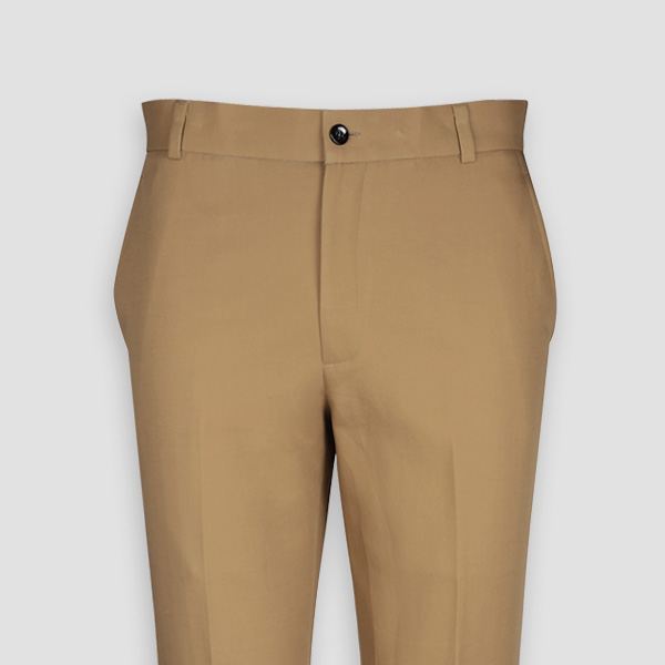 English Khaki Custom Pants-mbview-3