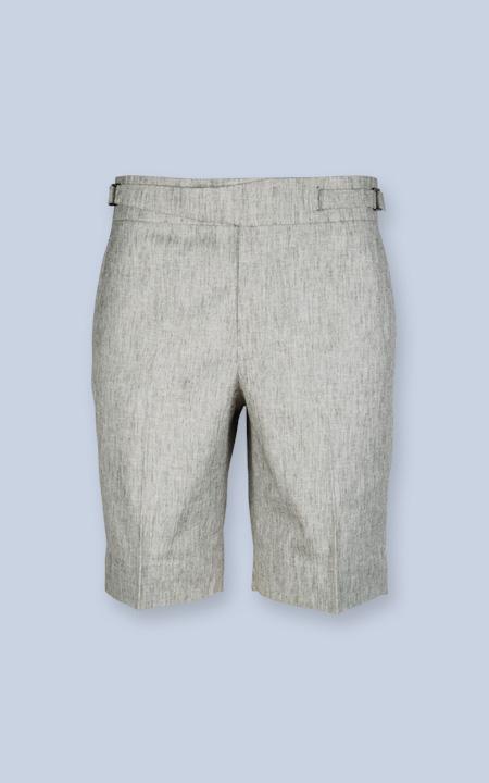 Newport Organic Jute Beige Shorts