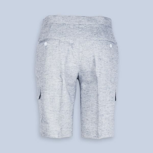 California Organic Jute Grey Shorts-mbview-2