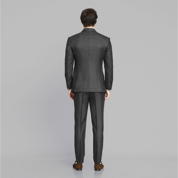 Chicago Charcoal Birdseye Suit-mbview-2