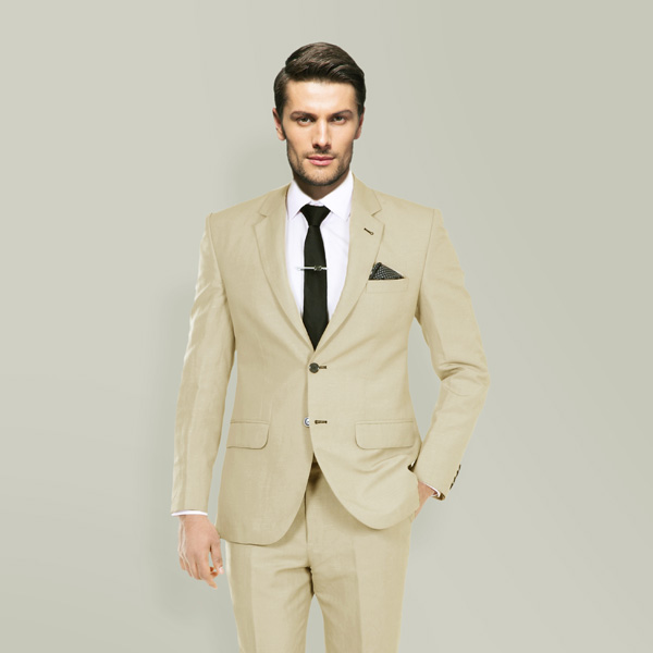 Camel Wool Custom Suit-mbview-2