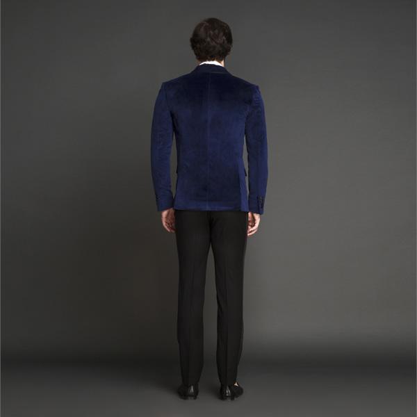 Rockefeller Blue Velvet Tuxedo-mbview-2