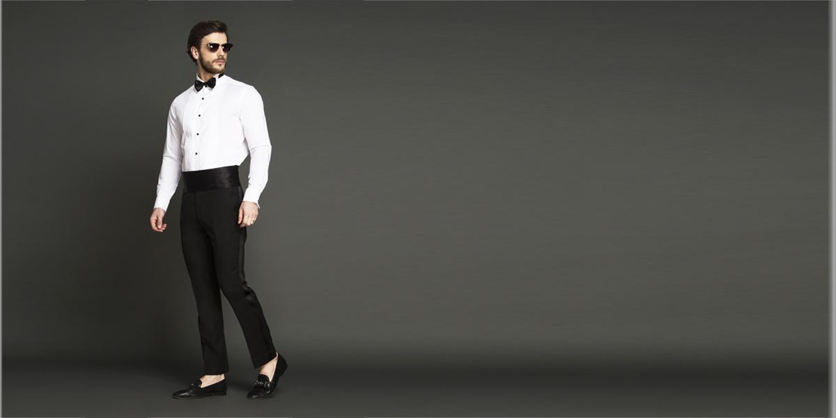 Statesman Maroon Velvet Tuxedo- view-4
