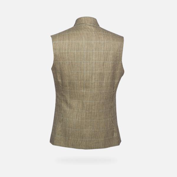 Kensington Houndstooth Royal Polo Jacket-mbview-2