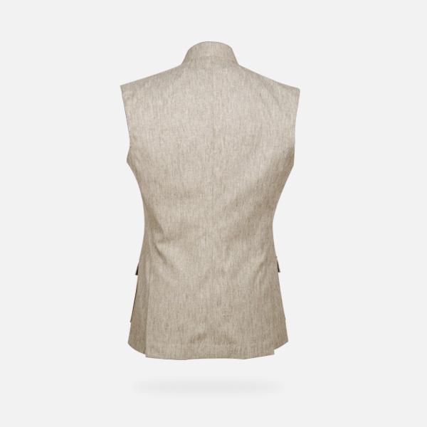 Organic Pastel Tagore Jacket-mbview-2