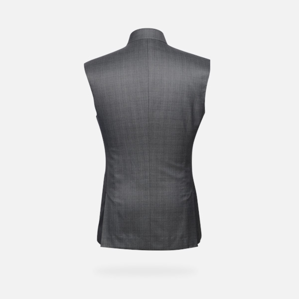 Urban Grey Checks Jacket-mbview-2