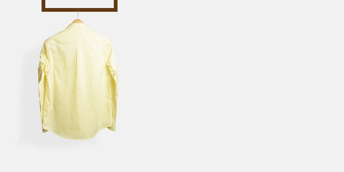 Lemon Yellow Imperial Shirt- view-2