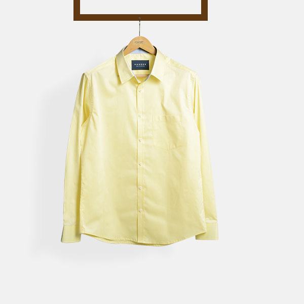 Lemon Yellow Imperial Shirt-mbview-1