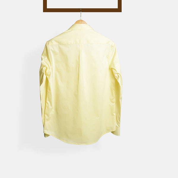 Lemon Yellow Imperial Shirt-mbview-2