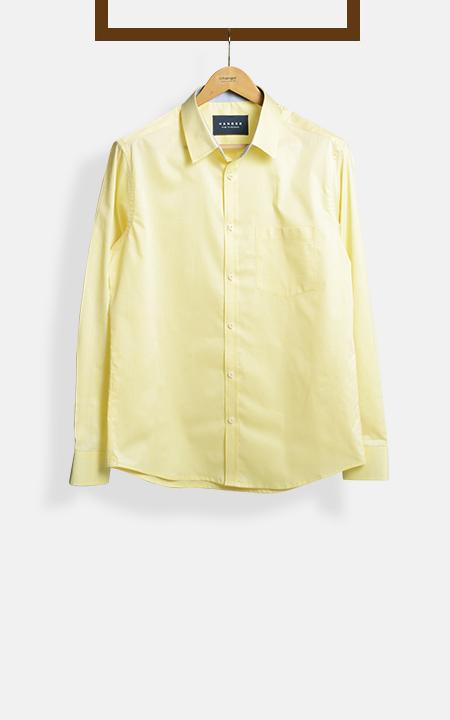 Lemon Yellow Imperial Shirt