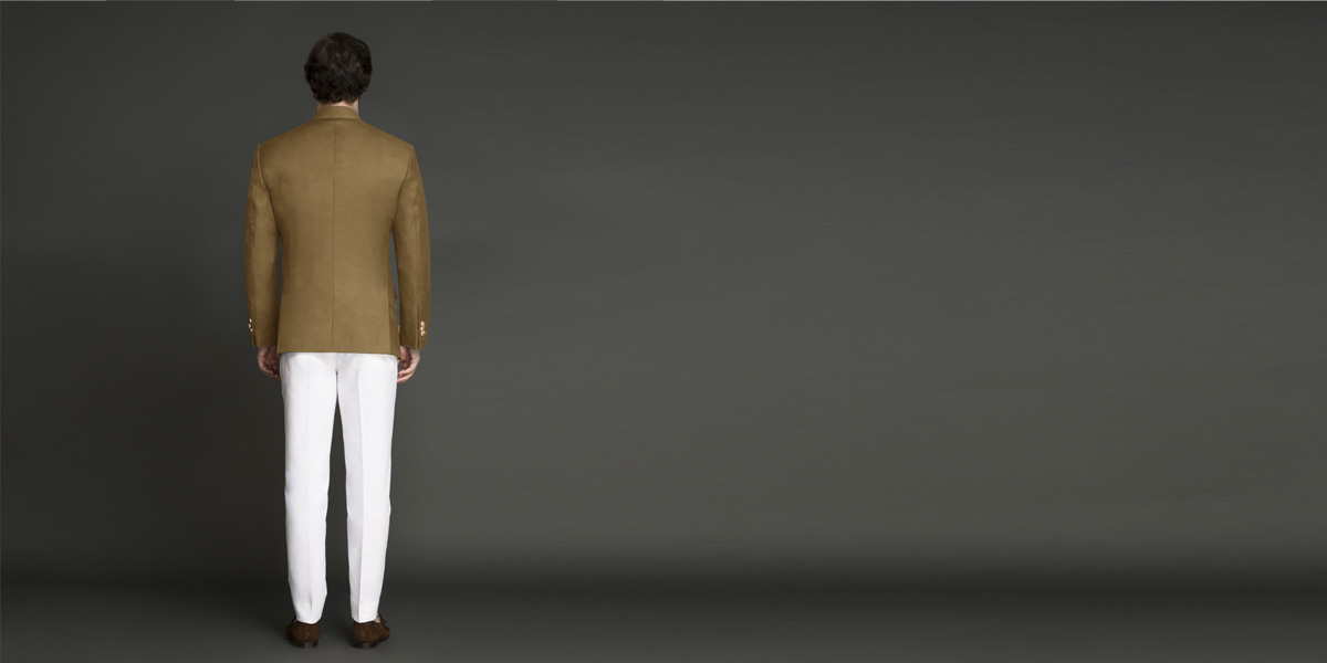Columbia Brown Jodhpuri Suit- view-2
