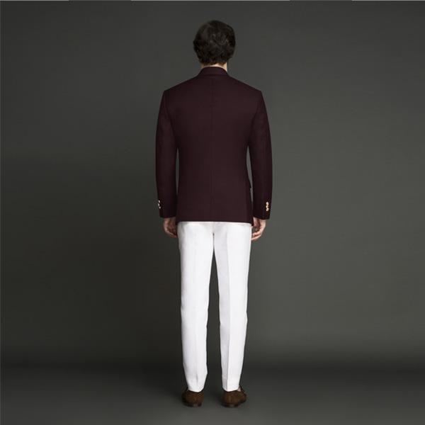 Signature Burgundy Jodhpuri Suit-mbview-2