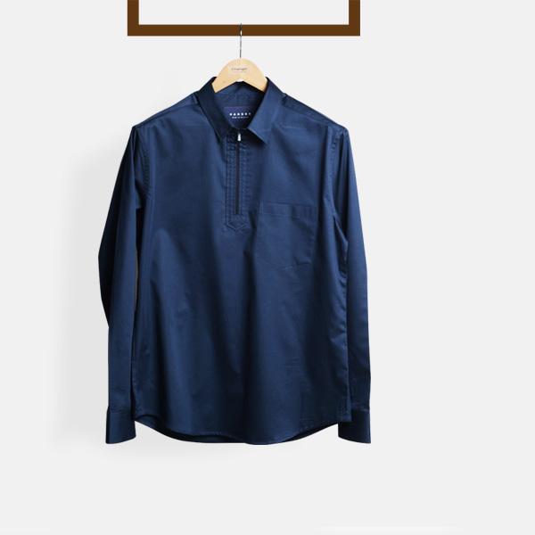 Deep Blue Golf Shirt-mbview-1