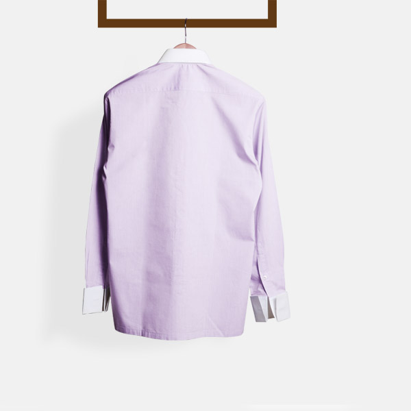 Wall Street Purple Bankers Shirt-mbview-2