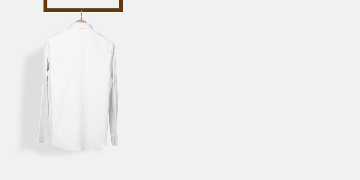 Ivory Wrinkle Free Shirt- view-2
