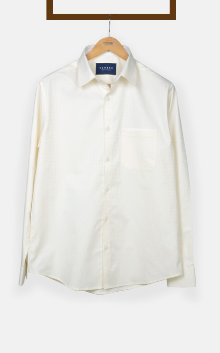 Cream Woven Shirt