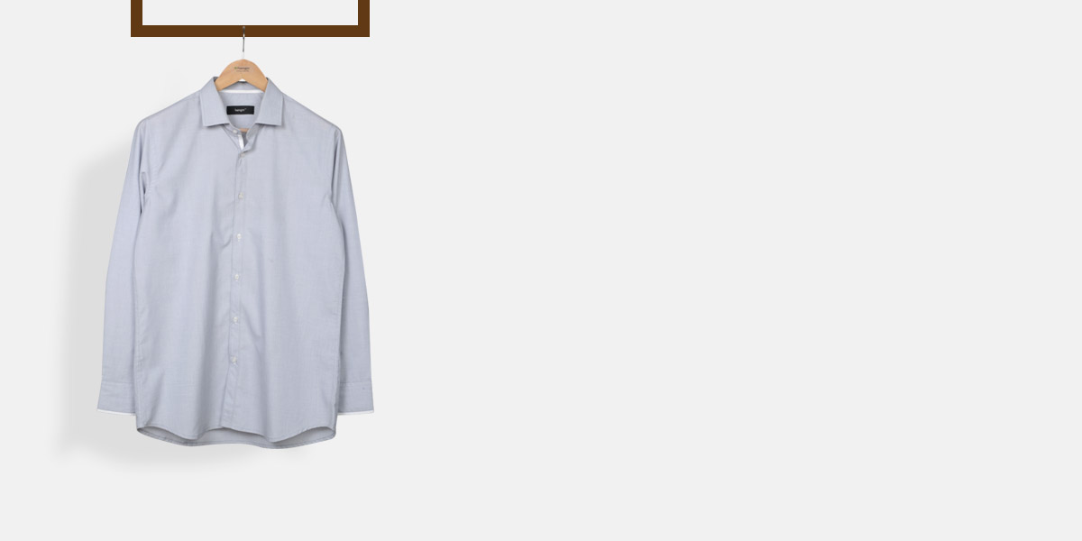 Grey Fil-a-Fil Shirt- view-1