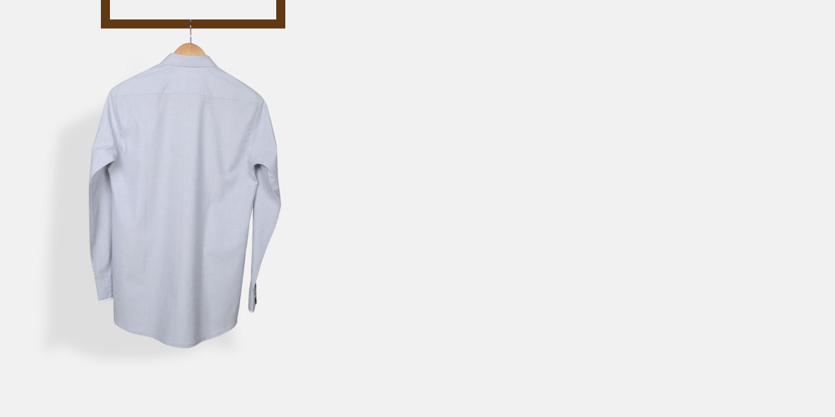 Grey Fil-a-Fil Shirt- view-2