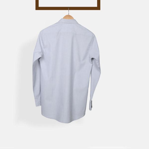 Grey Fil-a-Fil Shirt-mbview-2