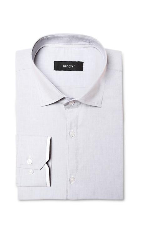 Grey Fil-a-Fil Shirt