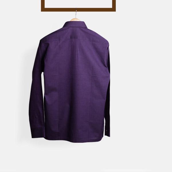 Purple Microweave Shirt-mbview-2