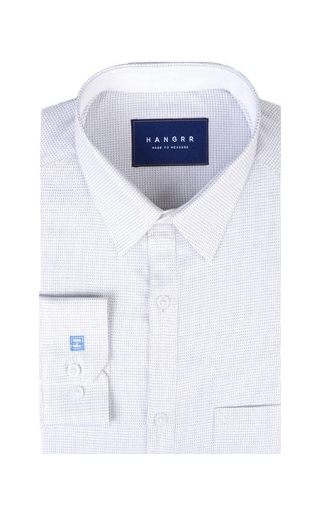 Ivory Wrinkle Free Shirt